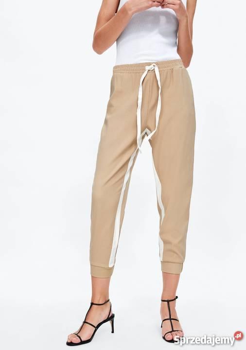 zara spodnie damskie na lato
