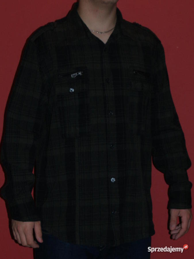 02010a874ba66 Koszula męska CA Angelo Litrico 45462XL 100 bawe Rozmiar XXL Odzież  wyjściowa sprzedam