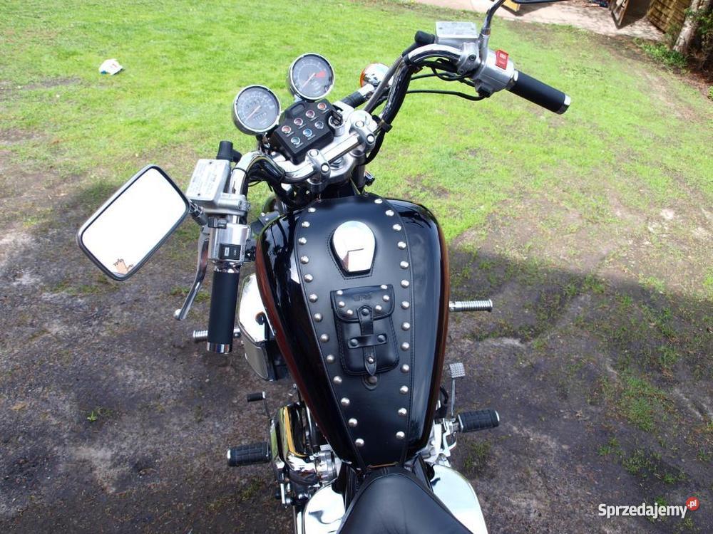 Honda Shadow VT 800 CJ Hrubieszów