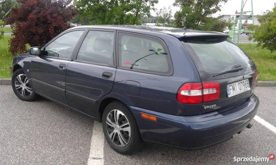 Volvo V40 18 Lpg 2001r Okazyjna V40
