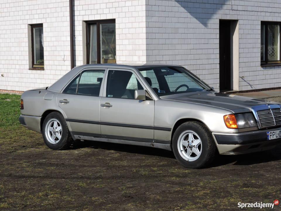 Mercedes W124 Kalisz Sprzedajemy Pl