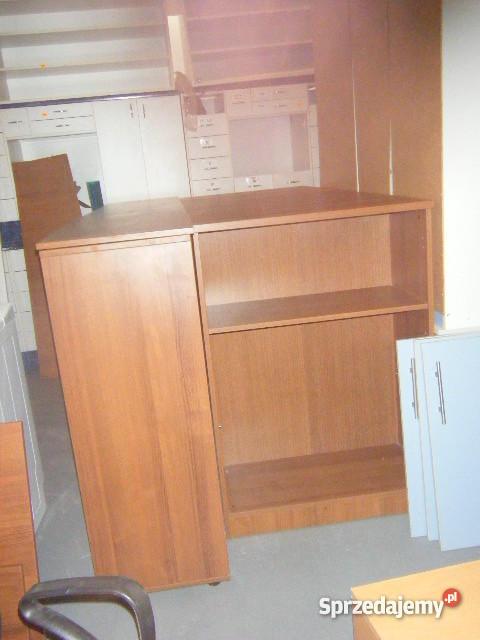 szafki aktowe biurka kontenerki stół konferencja