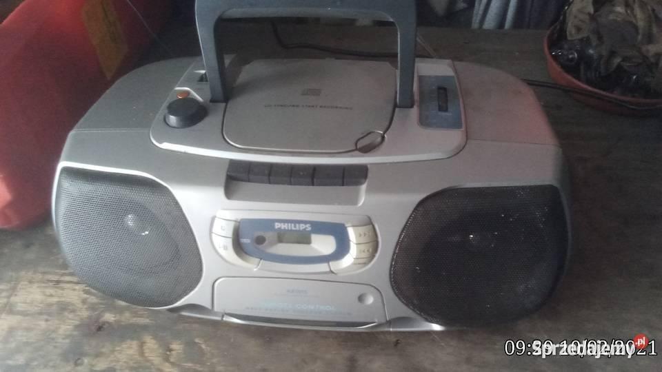 radio magnetofon