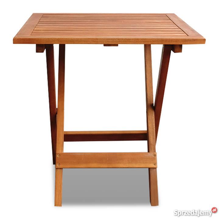 Stolik Na Taras Z Drewna Akacjowego 41435