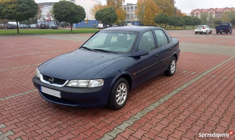 Opel Vectra B Tyyppiviat