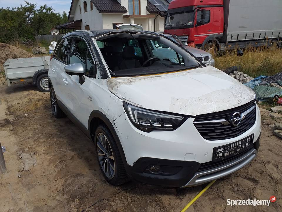 opel crossland  x 1.6d 120ps 36tys. Super stan okazja