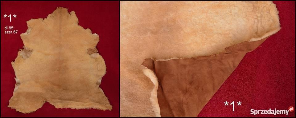 4c4e49848a6ea Skóry owcze strzyżone różne kolory okazja Kraków