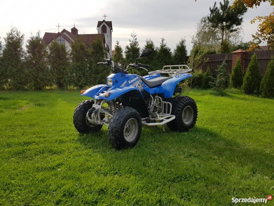 Kawasaki kx250 silnik loncin 200 okazja!!! Gidle