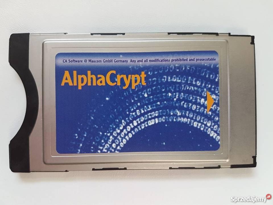 Modul Ci Alphacrypt Classic Z Oprogramowaniem One4all V1 0 Zlinice