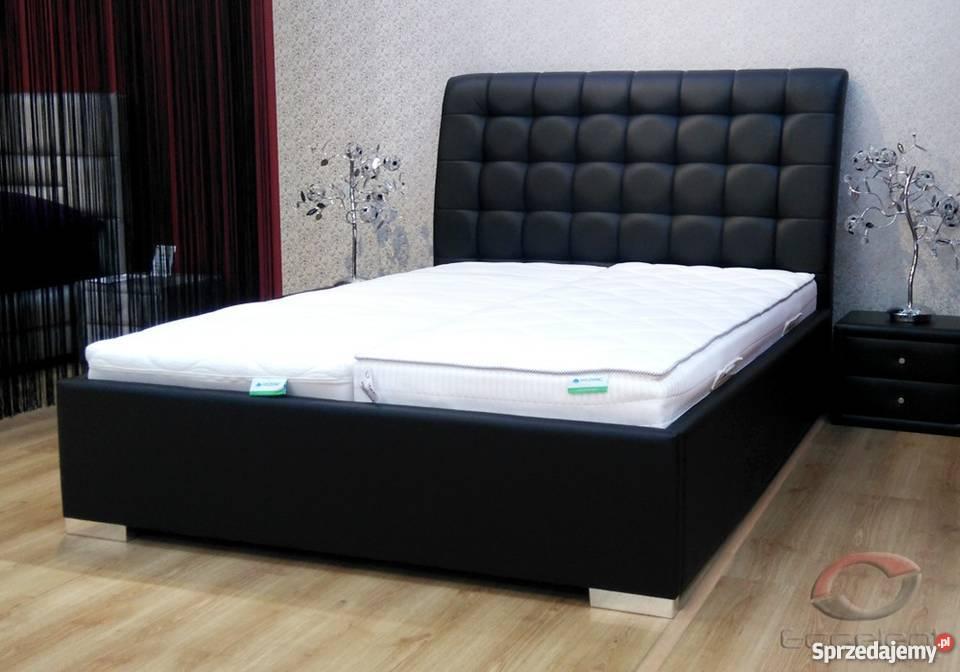 Eccelent łóżko Tapicerowane Venezia 160x200 15 Wyprzedaż