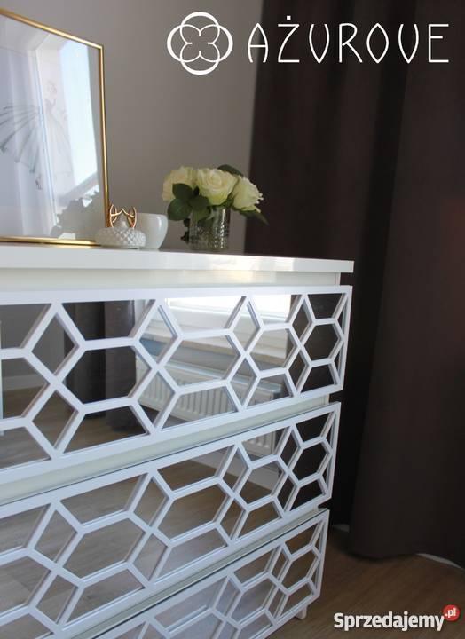 panel a urowy panel dekoracyjny dekor do ikea malm. Black Bedroom Furniture Sets. Home Design Ideas