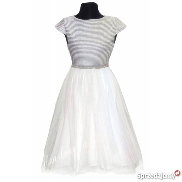 a16f6165ee Wyjątkowa i elegancka sukienka dziewczynki Julia Kielce sprzedam