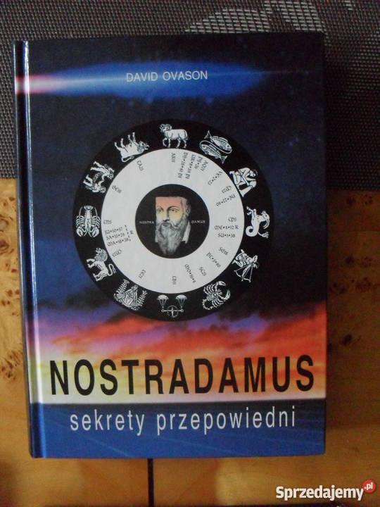 Nostradamus 2 książki mazowieckie Warszawa