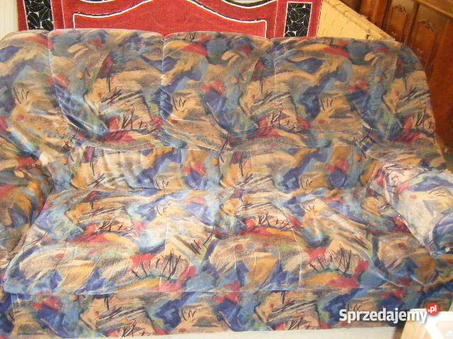 sofa 3 os nierozkładana Warszawa