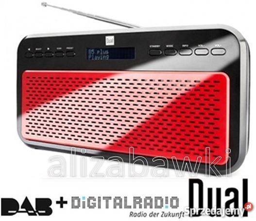 radio stereo dab fm dab 12 ukw lcd cyfrowe dual mogilany. Black Bedroom Furniture Sets. Home Design Ideas