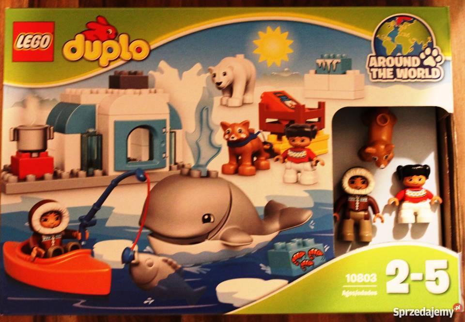 Lego Duplo Arktyka Warszawa Sprzedajemypl