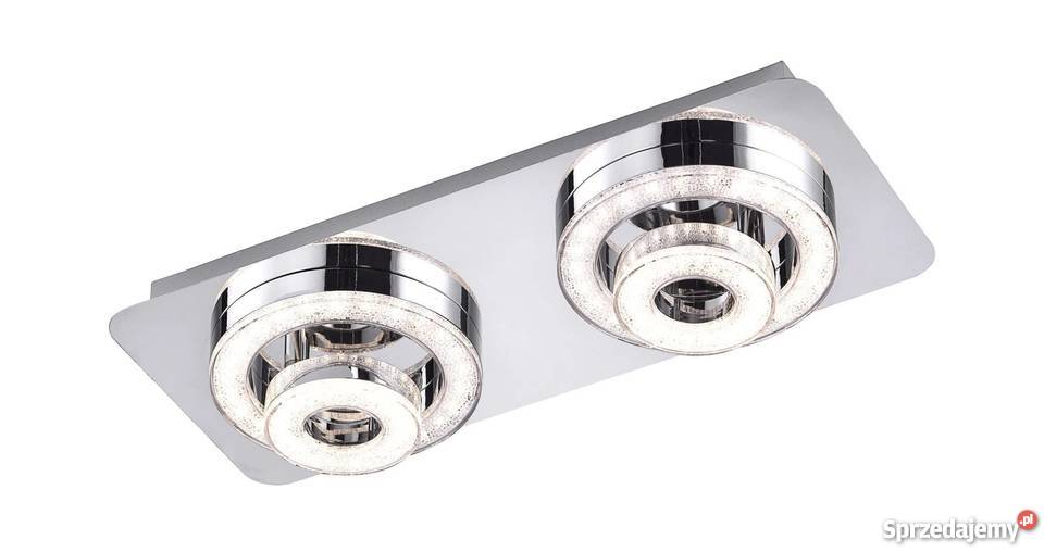 Lampa Sufitowa Kinkiet Tim 2 Leuchten Direct Led