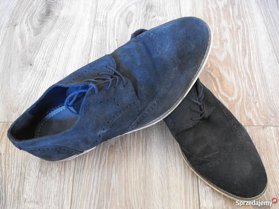 3d239cf1 Buty BURTON 45/46 29.5cm pantofle Skóra* zamsz BDB wojas Białystok ...
