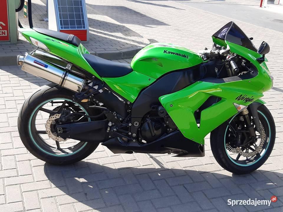 Kawasaki zx10r Bezwypadkowy niski przebieg