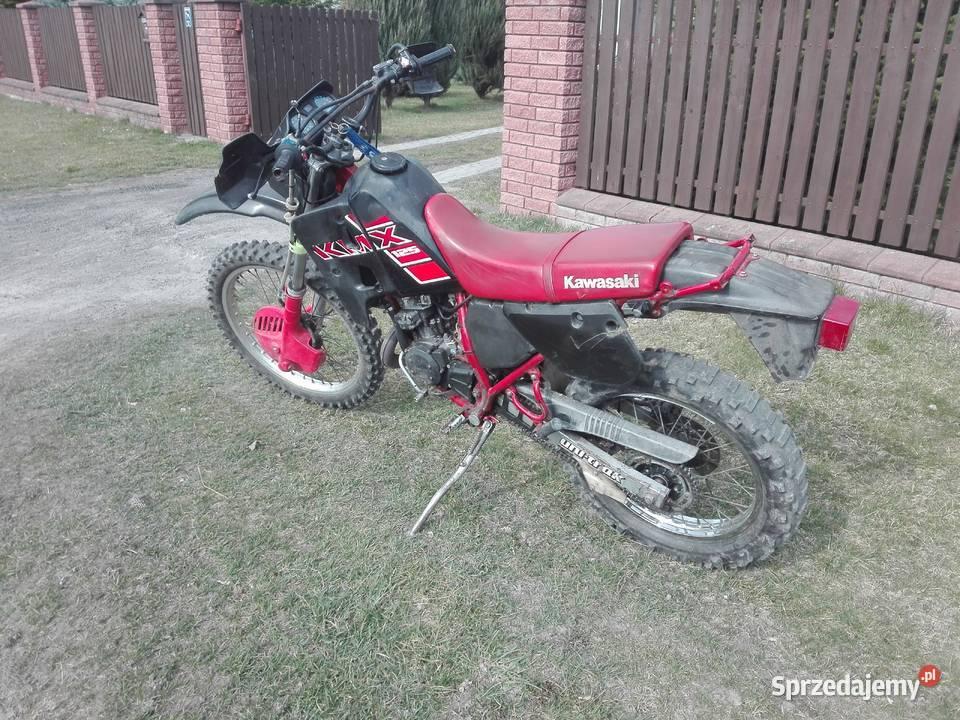 Kawasaki kmx125 Zaskale - Sprzedajemy.pl