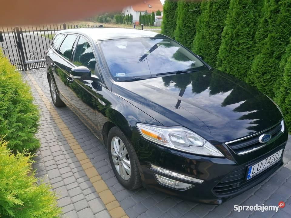 Polski Salon Ford Mondeo MK4 MK IV 2013 Disel 140 KM LUBLIN