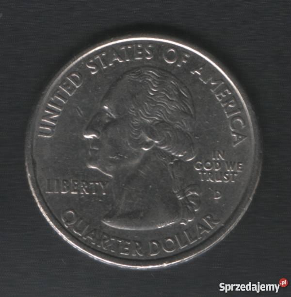 USA 1/4 $  2007