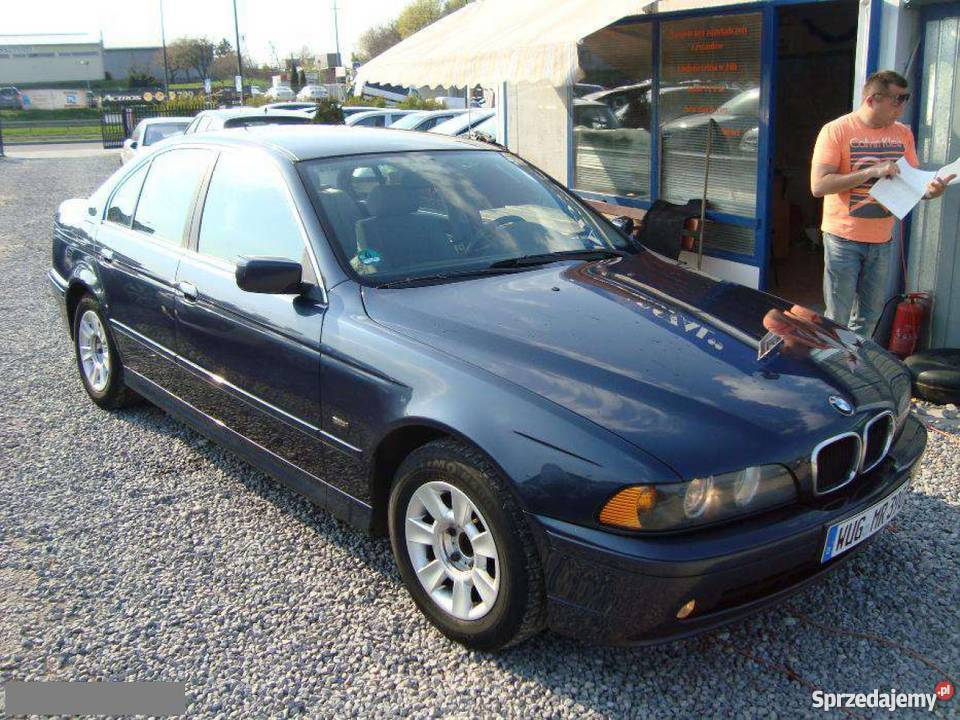 bmw 520 2002 lublin sprzedajemypl
