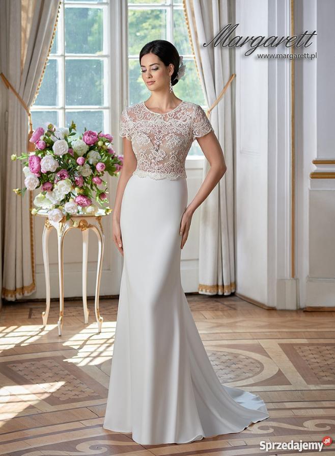 9ed7b738fe zmysłowe suknie ślubne - Sprzedajemy.pl