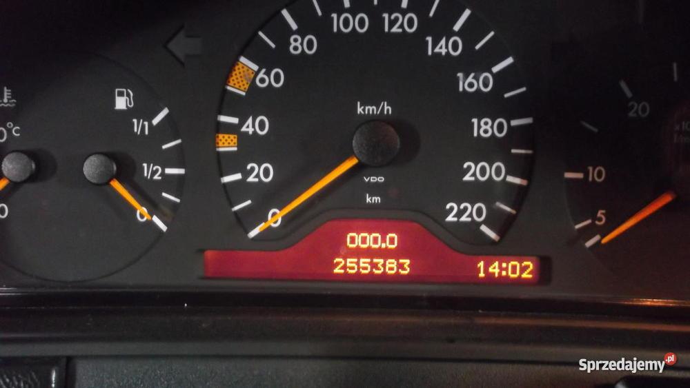 MercedesBenz 210 124 190 202 210 203 Ostrów Wielkopolski