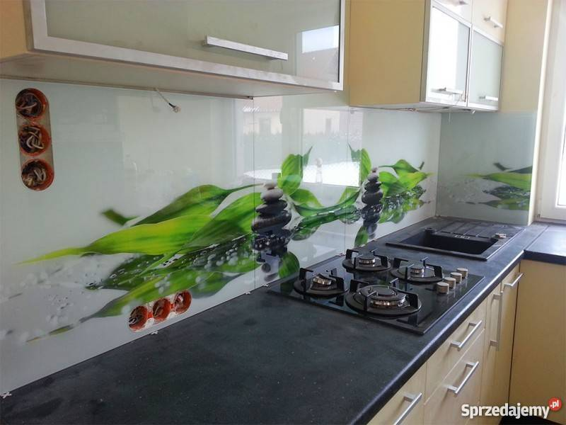 Panele Szklane Wydruk Uv Na Szkle Do Kuchni I łazienki Bielsko