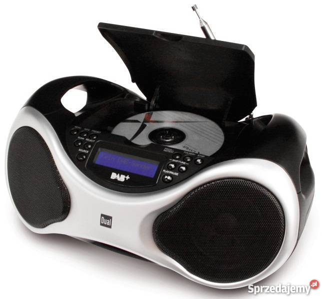 cd radio cyfrowe dab usb mp3 dual dab p100 mogilany. Black Bedroom Furniture Sets. Home Design Ideas