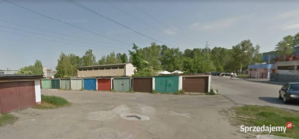 Zamiana garażu, ogródka
