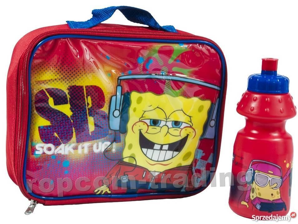 SpongeBob Torba Śniadaniowa Śniadaniówka Mogilany