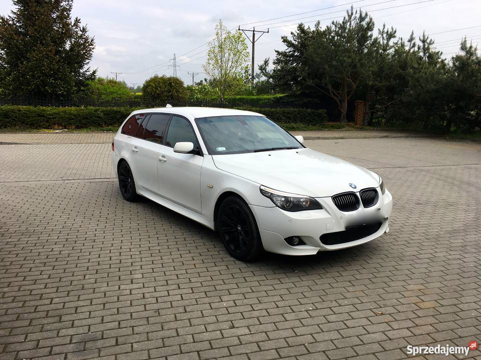 bmw 5 e61 lci touring 530d legnica. Black Bedroom Furniture Sets. Home Design Ideas