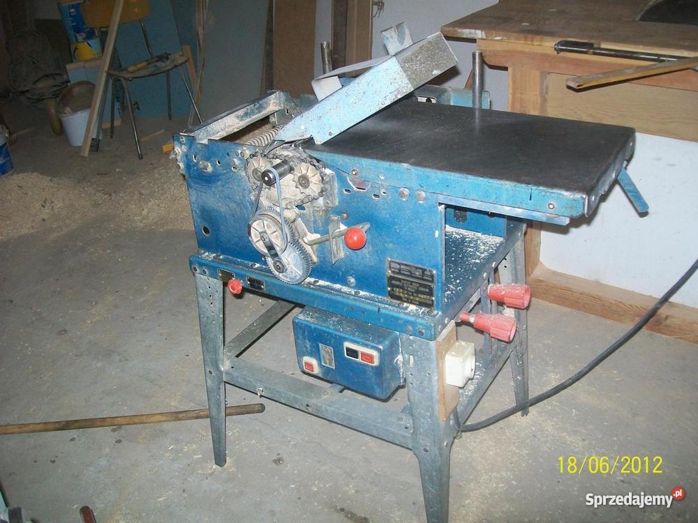 wieloczynnościową maszynę Dyma 8 o napięciu 380 Puławy