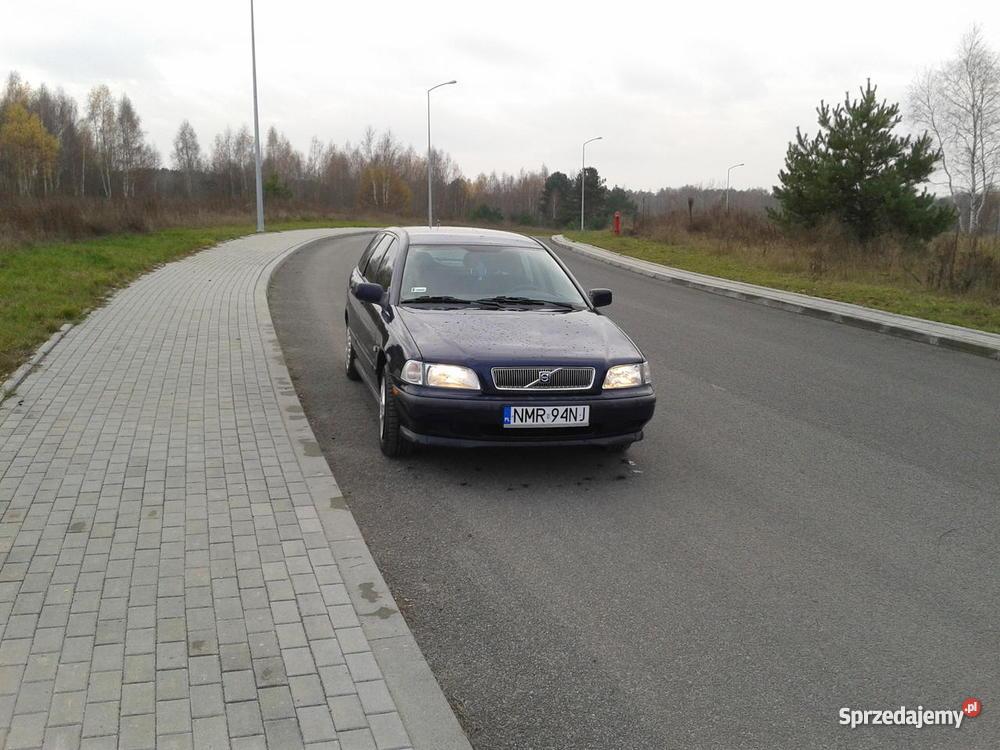 Volvo v40 kombi hak Mrągowo