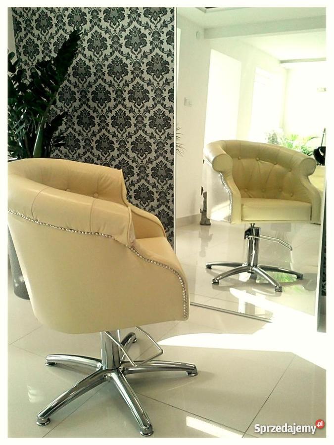 Myjnia fryzjerska fotel fryzjerski Meble fryzjer Gdynia sprzedam