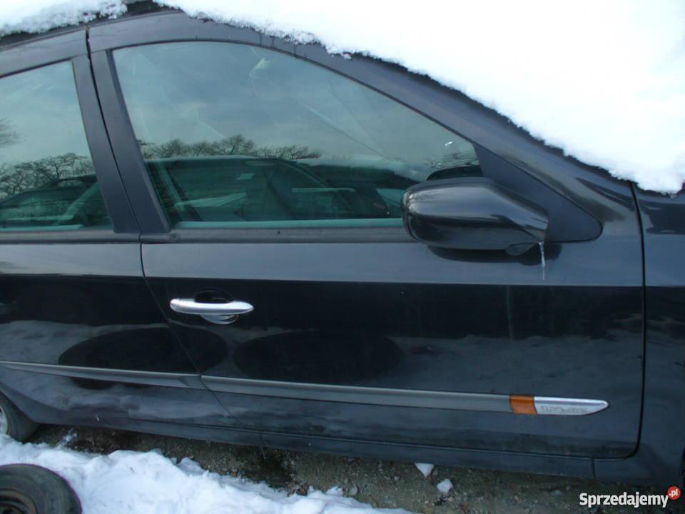 Drzwi Prawe Renault Laguna 2