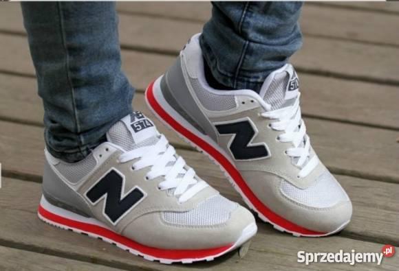 new balance 574 damskie białe