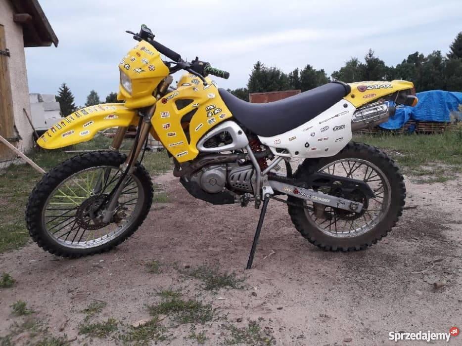 Hyosung rx125 (nie dr cr kx sx exc) Pruskie - Sprzedajemy.pl