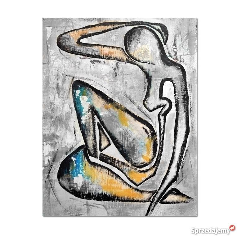 Akt Matisse nowoczesny obraz ręcznie malowany Malbork