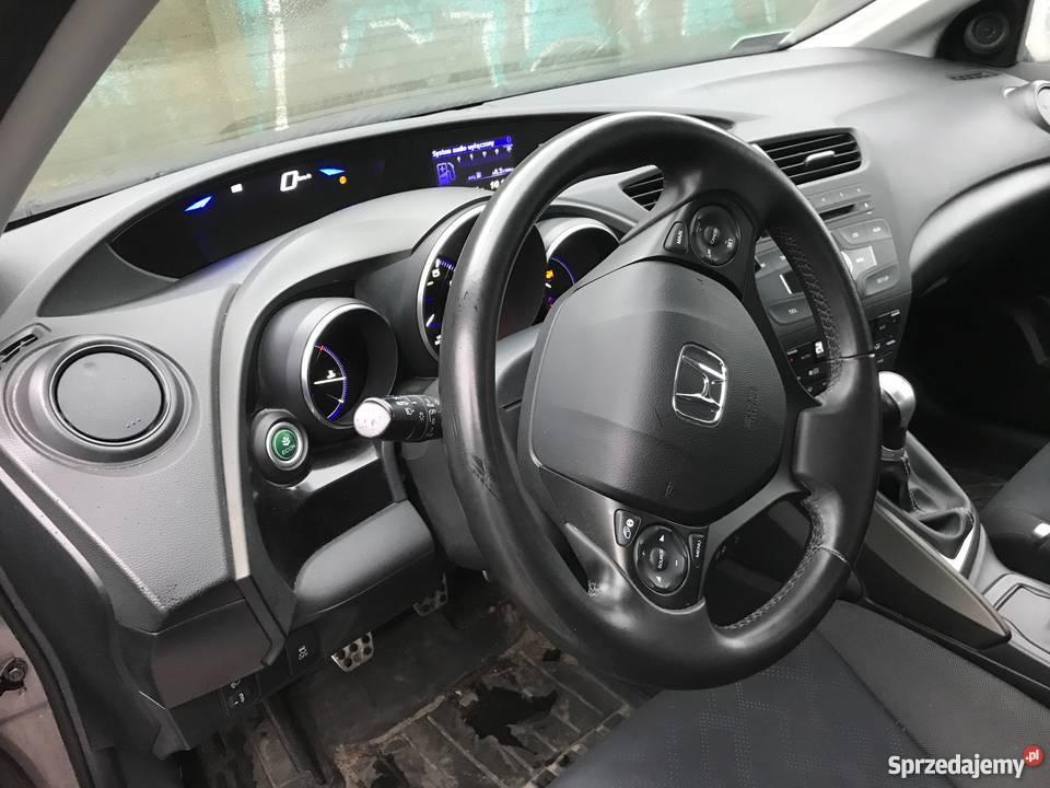 Honda Civic Warszawa