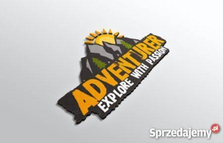 Profesjonalny artystyczny projekt graficzny logo Usługi informatyczne