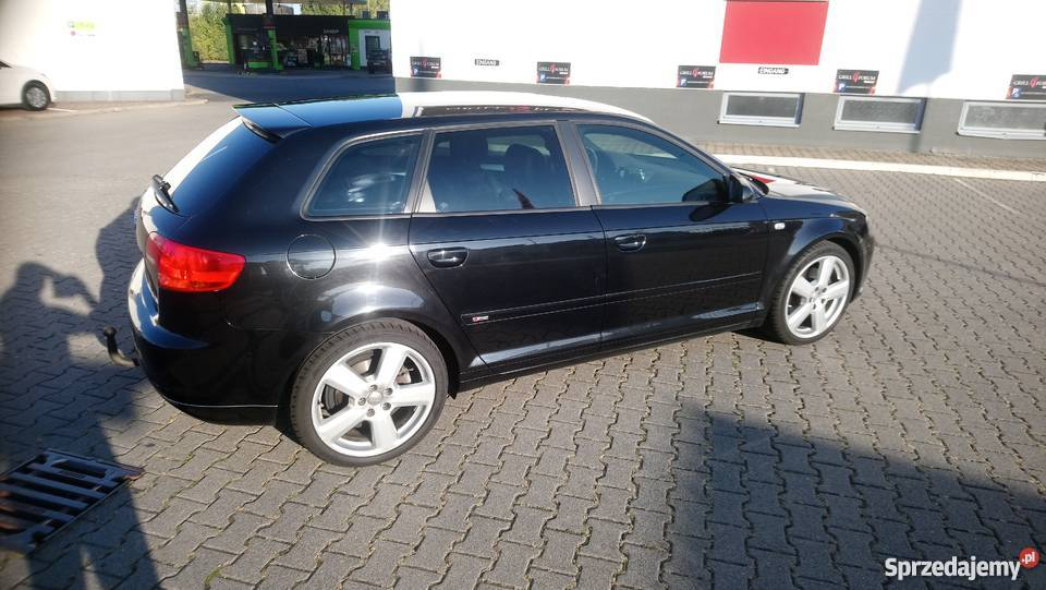 Audi a3 Sline Quattro lakier metallic