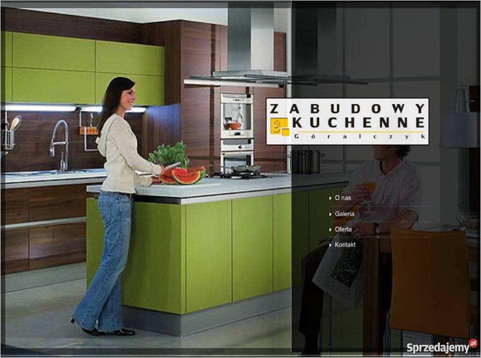 Zabudowy Kuchenne Goralczyk Lomza Sprzedajemy Pl