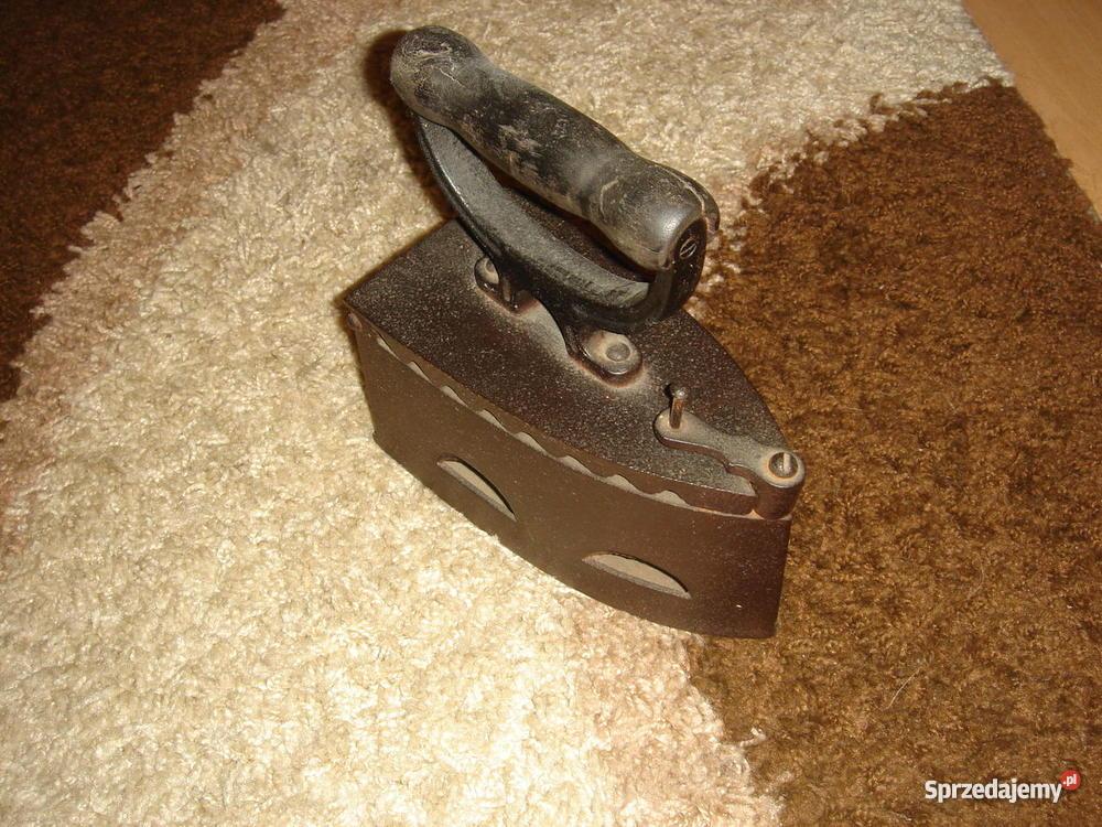 Stare żelazko na węgiel Łódź sprzedam