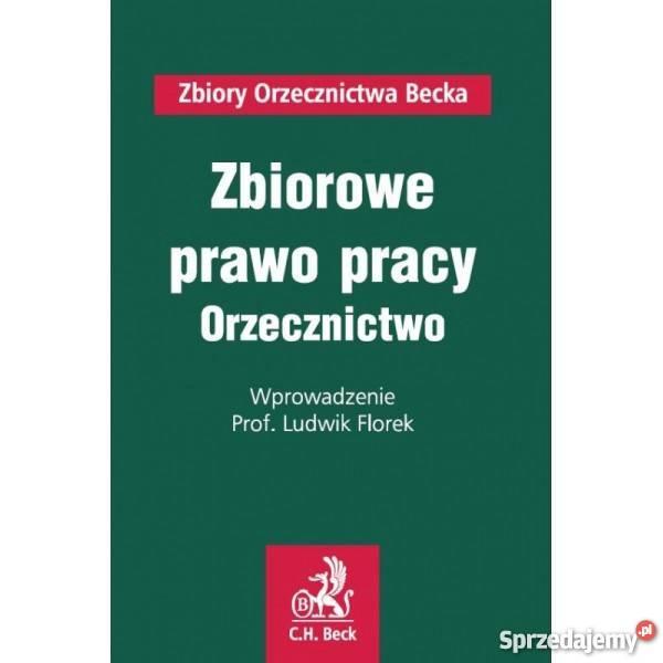 Zbiorowe prawo pracy Orzecznictwo Rok wydania 2010 mazowieckie Warszawa sprzedam