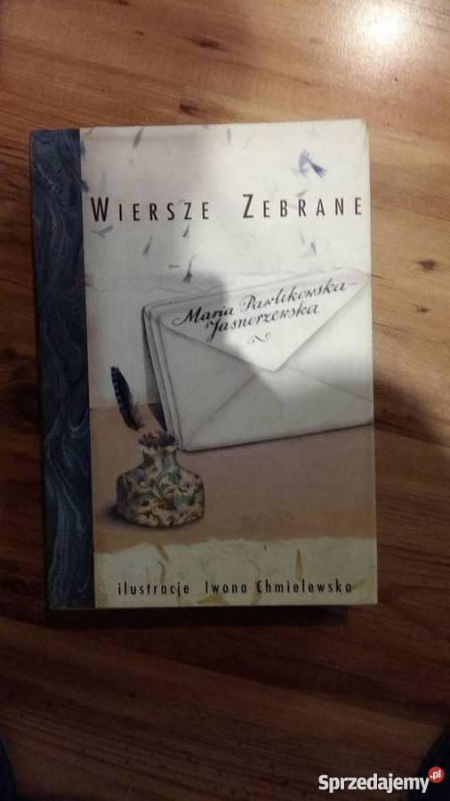 Maria Pawlikowska Jasnorzewska Wiersze Zebrane
