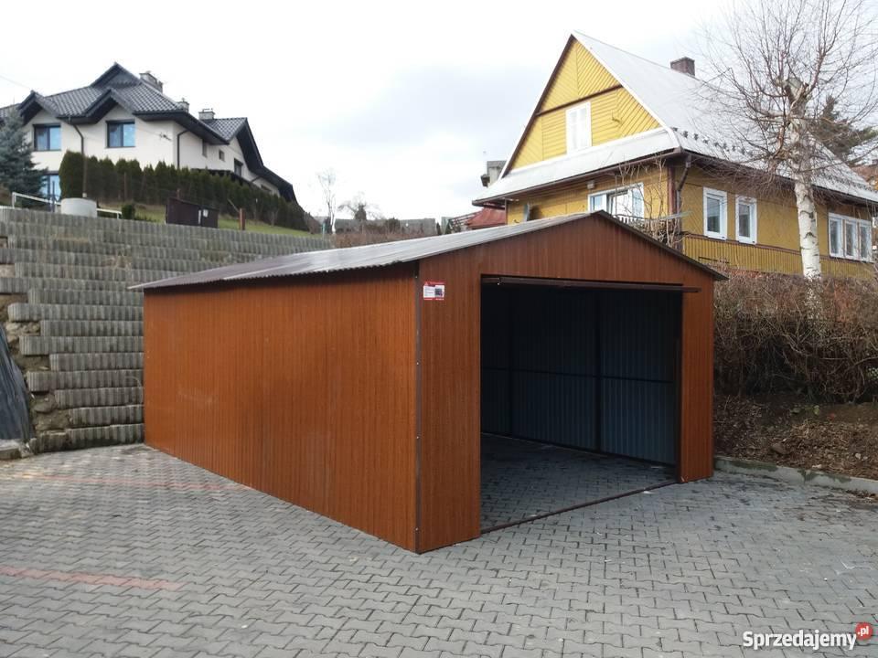 Garaże Blaszane Wielkopolskie Sprzedajemypl
