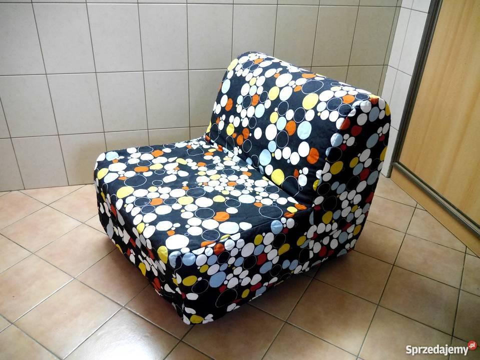 Sprzedam Fotel Rozkładany łóżko Ikea Lycksele Lövås